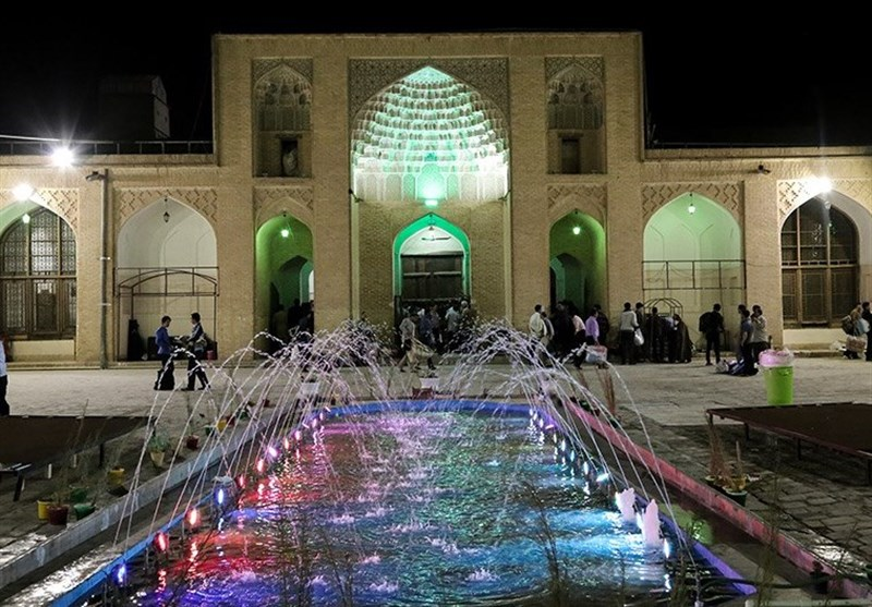 Yazd Mullah Ismail Mosque