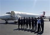 پرواز تراکتورسازان به آنکارا