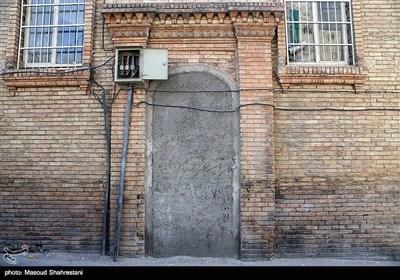 درهای قدیمی تهران