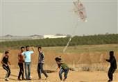 تحولات فلسطین| ناتوانی صهیونیستها در مقابله با بادبادکهای آتشین فلسطینیان
