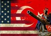 گزارش تسنیم| آمریکا و اسرائیل در پی نابودی ارتش ترکیه