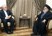 Hezbollah Chief Lauds Iranian Envoy's Efforts in Support of Lebanon