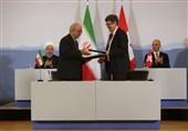 Iran, Switzerland Ink Cooperation Deals
