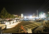 بیتوجهی شهرداری به پرترددترین تفرجگاه شبانه ارومیه+تصاویر