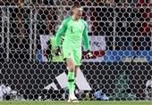جام جهانی 2018| پیکفورد: فشاری روی دوشم حس نمیکنم/ انتقادات در من اثر منفی نمیگذارد
