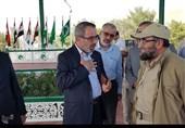 نشست سه جانبه ایران، عراق و صلیب سرخ برای جستجوی شهدا در اقلیم کردستان+عکس و فیلم
