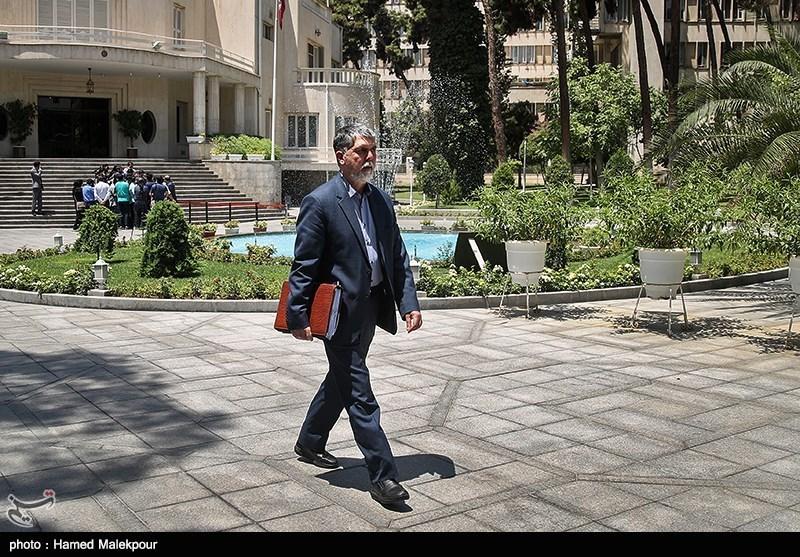 دومین کارت زرد مجلس به صالحی در یک روز