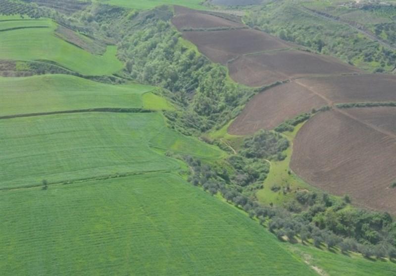 2 میلیارد ریال زمین خواری در مازندران کشف شد