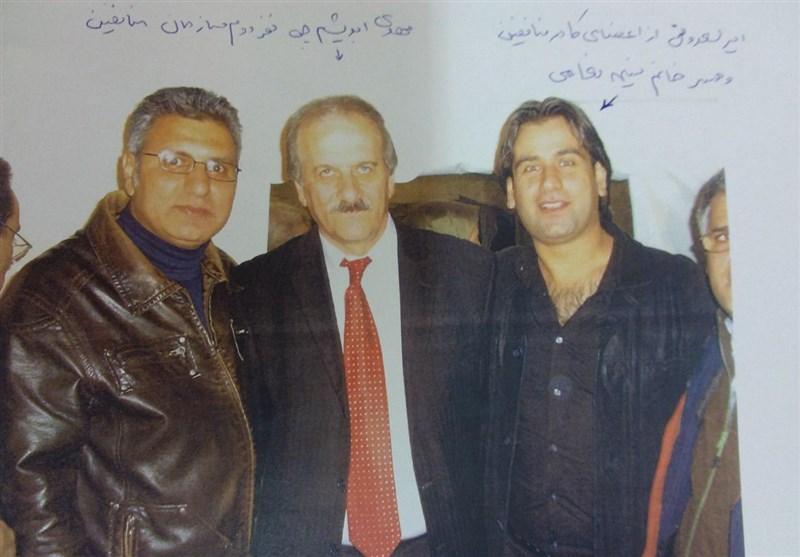 هویت 2 ایرانی بازداشت شده در بلژیک/ عضویت در سازمان منافقین و عکس یادگاری با مهدی ابریشمچی + عکس و جزئیات