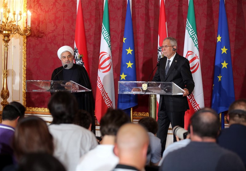 Iran to Continue JCPOA without US If National Interests Met: President Rouhani