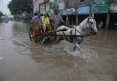 پاکستان میں جاری شدید بارشوں اور سیلاب کے باعث مزید 6 افراد جاں بحق