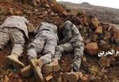 کشته شدن 10 نظامی سعودی در مرز یمن طی ماه جاری
