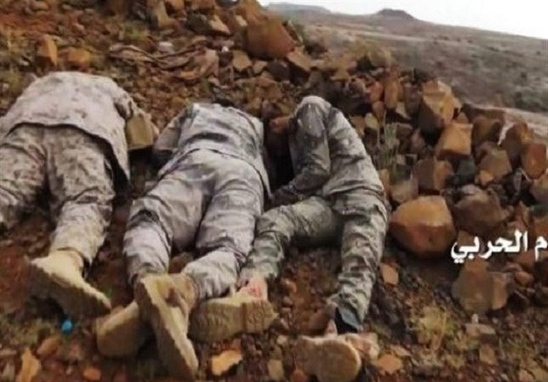 کشته شدن 5 نظامی سعودی در مرز با یمن