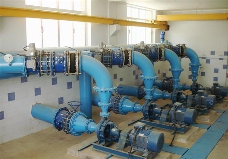 بزرگترین ایستگاه پمپاژ آب در لرستان به بهرهبرداری رسید