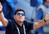جامجهانی 2018| مارادونا از فیفا عذرخواهی کرد