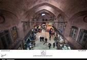 مرمت دو راسته بازار تاریخی ارومیه پایان یافت