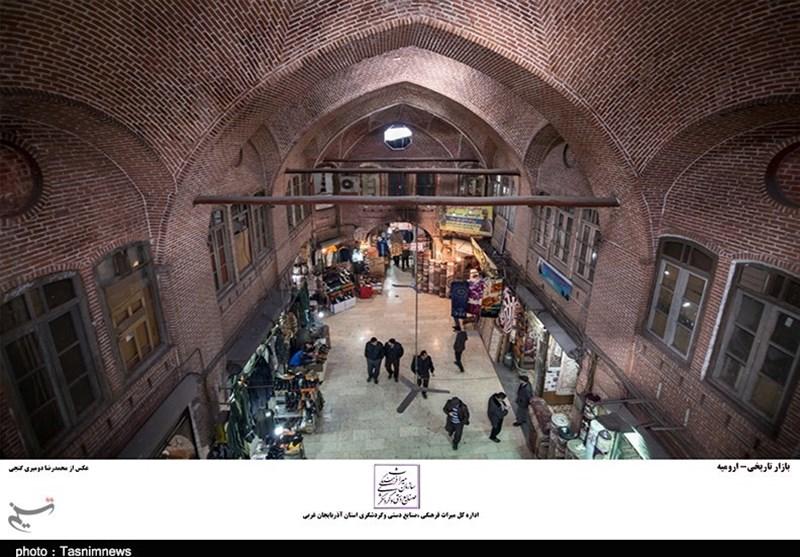 مرمت بازار تاریخی ارومیه از سر گرفته میشود