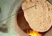 نان کرمانی بین تمامی زائران حضرت سیدالشهدا(ع) در کربلا توزیع میشود