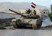 "الجیش السوری یکبد إرهابیی ""داعش"" خسائر فادحة"