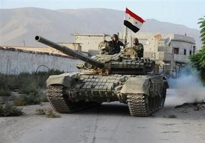 دفع حمله شدید تروریستها به شهرک النیرب در شمال سوریه