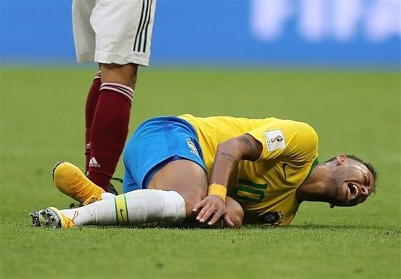Swiss Kids Troll Neymar after Football Star Spends 14 Minutes Lying on Turf (+Video)