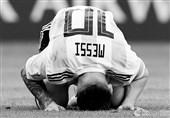 جام جهانی 2018| هیجانهای واقعی مرحله پلیآف به رنگ سیاه و سفید