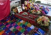 سالروز عملیات کربلای1 و جشن میلاد شهید مسلم فراهانی در گلزار شهدا