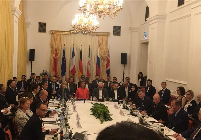 Ministerial Meeting on JCPOA Held in Vienna (+Video)