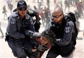 اسرائیل تعتقل طفلة فی الضفة الغربیة