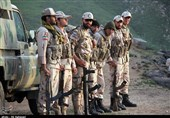 Iranian Border Guards Drive Away Terrorists in Southeast Region