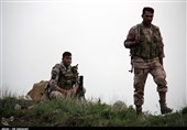IRGC Smashes Backup Team of Terrorists at Iran's Border