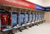 جام جهانی 2018| اعلام ترکیب اصلی تیمهای ملی اروگوئه و فرانسه/ کاوانی نیمکتنشین شد