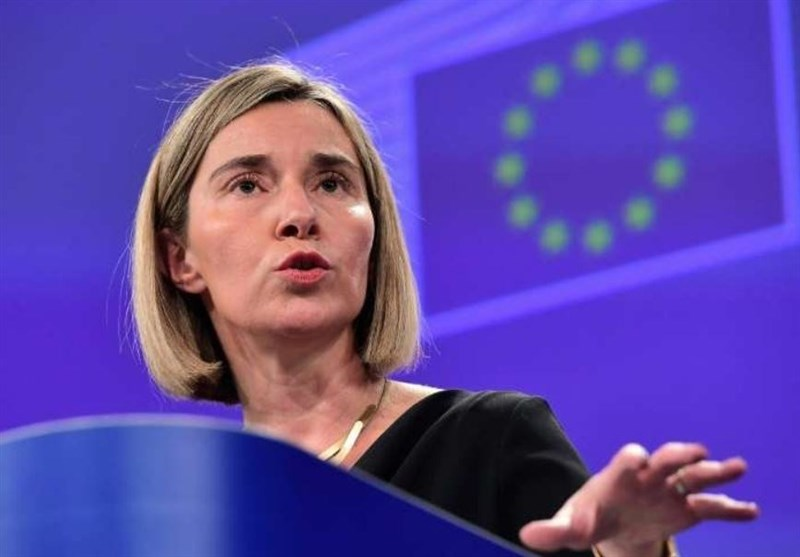 EU Says Encouraging Trade with Iran Crucial to JCPOA