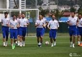 جام جهانی 2018| دریا، آفتاب و تمرین/ روسها مهیای نبرد تاریخی