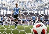جام جهانی 2018|دیدار اروگوئه و فرانسه از دریچه دوربین