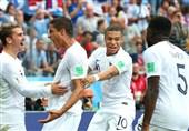 جام جهانی 2018| دیدار فرانسه و اروگوئه به روایت آمار
