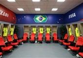 جام جهانی 2018| ترکیب اصلی تیمهای ملی برزیل و بلژیک مشخص شد