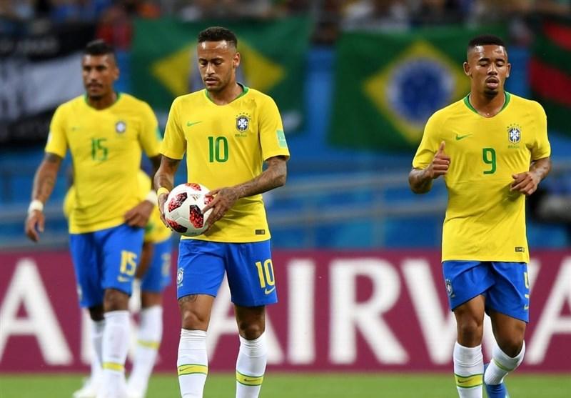 حمله هواداران برزیل با سنگ و تخممرغ به اتوبوس بازیکنان سلسائو
