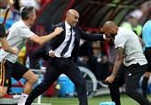 جام جهانی 2018| مارتینس: بازیکنانم طرفداران بلژیک را سربلند کردند/ رکوردی را ثبت کردیم که فقط ایتالیا و فرانسه داشتند