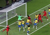 جام جهانی 2018| شکست برزیل مقابل بلژیک با وجود برتری آماری