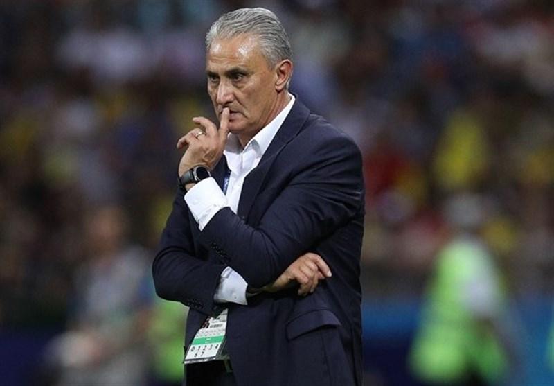 تیته: ترامپ باید بداند برزیل 5 بار قهرمان جام جهانی شده است