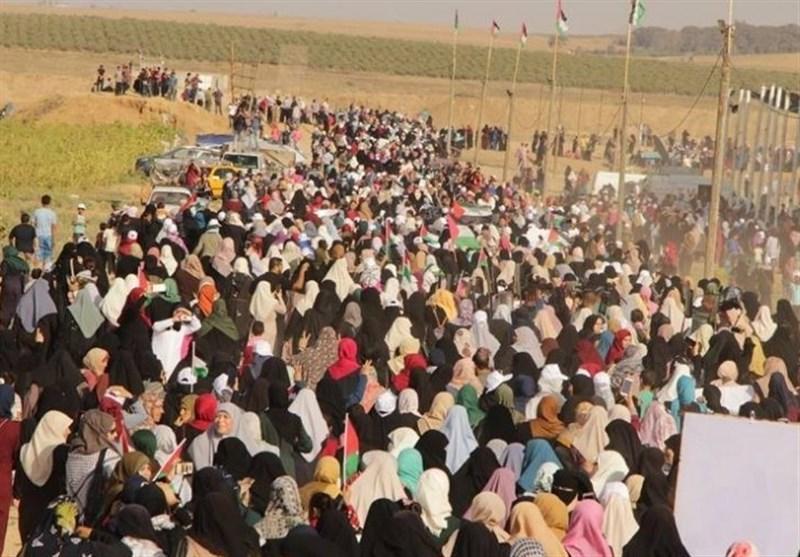 تحولات فلسطین| شمار شهدای راهپیمایی بازگشت به 152 تن رسید