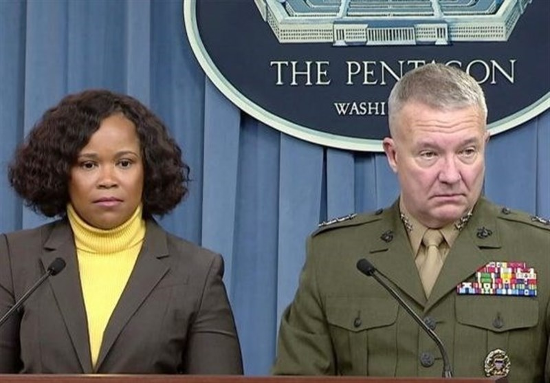 Top Pentagon Spokeswoman Resigns on New Year's Eve amid Internal Probe