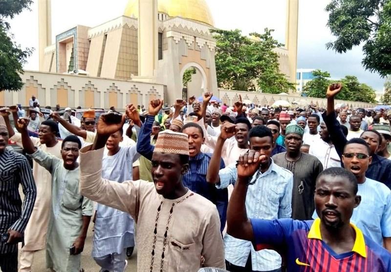 تظاهرات نیجریه