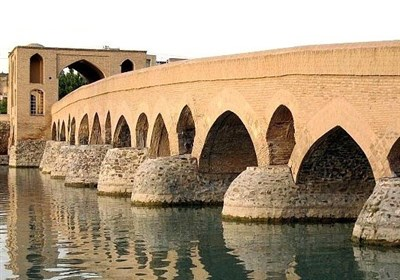 The Shahrestan Bridge: The Oldest Bridge on Iran's Zayandeh River