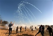 Israeli Troops Kill Palestinian at Gaza Border Protest
