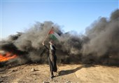 Four Palestinians Killed as Israel Strikes Gaza