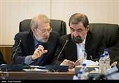 """نظر""""محسن رضایی"""" درباره ارجاع 2 لایحه از سوی """"لاریجانی"""" به مجمع تشخیص"""