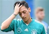 بیرهوف: دعوت از اوزیل برای بازی در جام جهانی اشتباه بود