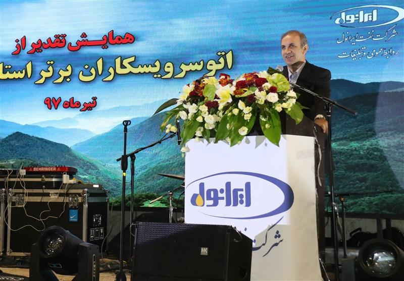 مدیرعامل ایرانول: ایرانول به زودی روغن موتورهایی با بالاترین سطح کیفی به بازار عرضه می کند